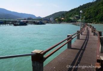 Teluk Bahang Jetty